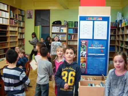 Osnovna Skola Jurja Habdelica Velika Gorica Knjiznica